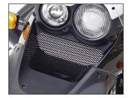 osłona chłodnicy R1150GS srebrna ramka