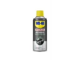 WD-40 do woskowania i polerowania