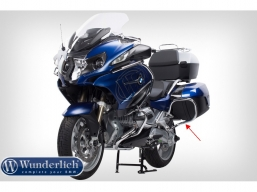 (-)gmole kufrów Wunderlich do BMW R1200RT LC chromowane