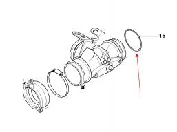 oring przepustnicy BMW R1150 R1100 R850