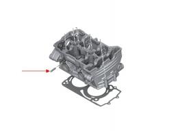 szpilka kolektora wydechowego F800
