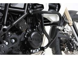 gmole silnika BMW F800GS F650GS TWIN czarne