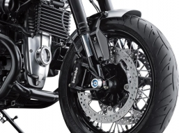crash pad ślizg widelca RIZOMA do BMW RnineT