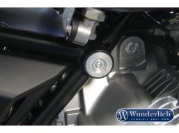 Wunderlich zaślepka ramy R1200 modele LC srebrna