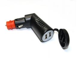 ładowarka USB 2 x 2,5 Ampera do gniazdka BMW