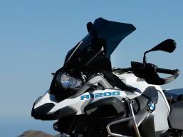 szyba przyciemniana BMW R1200GS LC i Adventure LC