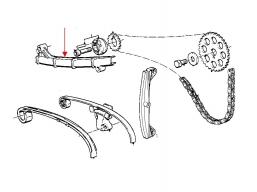 ślizg łańcuszka rozrządu seria K75