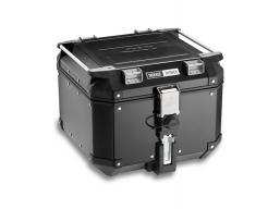 TREKKER OUTBACK kufer centralny 42L czarny