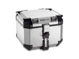 TREKKER OUTBACK kufer centralny 42L srebrny