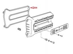 uszczelka pokrywy zaworów K100RS 16V, K1100RS, K1100LT
