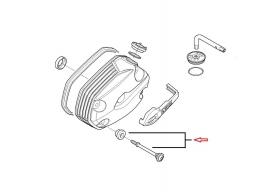 śruba pokrywy głowicy R1150, R1200