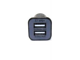 ładowarka USB iPhone iPad do gniazda zapalniczki 3,1 Ampera