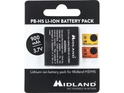 akumulator kamera Midland H5