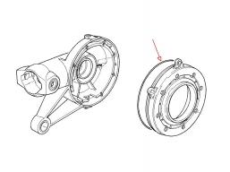 oring obudowy przekładni stożkowej - dyfra