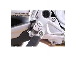 adaptery do obniżenia podnóżków K1200S K1200R K1300S K1300R