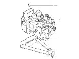 pompa ABS R1150R R1150GS