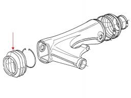 osłona gumowa wahacza R1100 R850