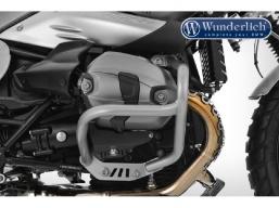 gmole silnika BMW RnineT Scrambler Pure Urban srebrne