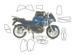 folia ochronna Wunderlich na motocykl BMW R1200ST