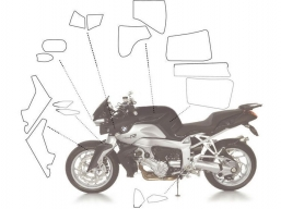 folia ochronna Wunderlich na motocykl BMW K 1300 R