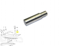 tłok lewego napinacza łańcucha rozrządu R1200 R1150 R1100