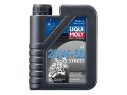 olej silnikowy Liqui Moly 20W50 1L do motocykla BMW