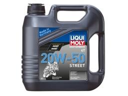 olej silnikowy Liqui Moly 20W50 4L do motocykla BMW