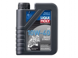 olej silnikowy Liqui Moly 10W40 1L do motocykla BMW