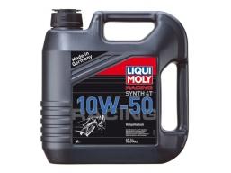 olej silnikowy Liqui Moly 10W50 4L do motocykla BMW