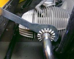 klucz do nakrętek kolanek wydechowych BMW R100 R90 R80 R75 R65 R45