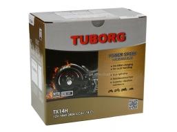 akumulator TUBORG 14Ah wzmocniony HD Power Sport do motocykli BMW