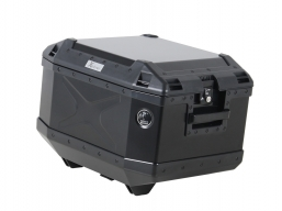 Xplorer TC45 kufer aluminiowy górny 45L czarny