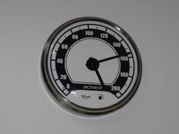 zegar ścienny BOXER