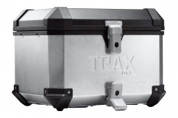 kufer topcase aluminiowy MOTECH TRAX ION 38L srebrny