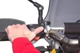 włącznik halogenów ROCKER w motocyklach BMW