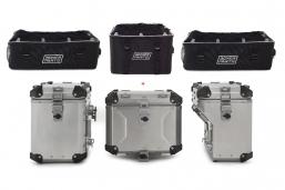 3 torby x 3 kufry Wunderlich Extreme aluminium do BMW R1250 R1200 F850 F750