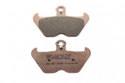klocki przednie ze spieków metali - duża siła hamowania i trwałość