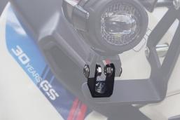 adapter mocujący halogen LED 63-12820 i oryginalny BMW NANO LED