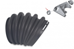 osłona gumowa wahacza BMW R1200