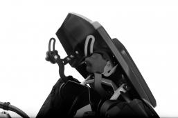 stabilizatory szyby Wunderlich prawy + lewy do BMW R1250GS R1200GS LC