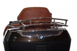 reling bagażnik na kufer BMW K1600GTL K1600GT czarny