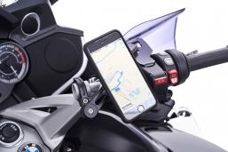 mocowanie smartfona do kierownicy BMW K1600 R1200RT R1250RT zestaw