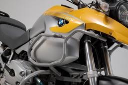 gmole zbiornika BMW R1200GS srebrne